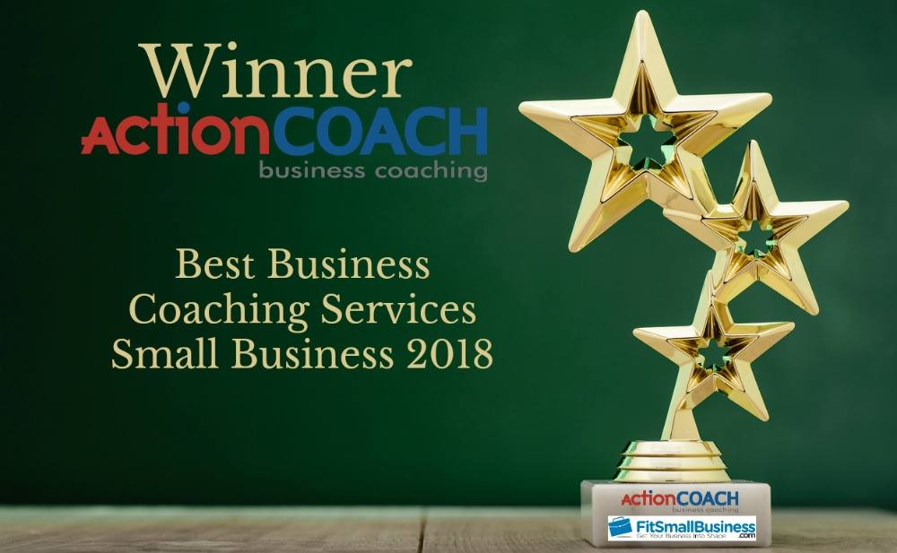 ActionCOACH Winnaar Beste Small Business Coaching
